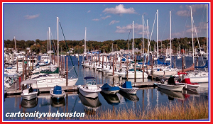 Huntington Harbor NY