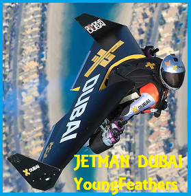 YouTube ~ Jetman Dubai : Young Feathers 4K