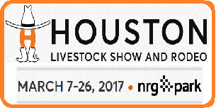 March 7, 2017 - March 26, 2017 - Recurring daily at NRG Park. Rodeo has been a tradition in Houston since 1932, and the three-week extravaganza at NRG Park continues to consume the city every spring. The kickoff for the Houston Livestock Show and Rodeo is the Rodeo Parade, after trail riders ride into town and set up camp in Memorial Park. All 20 championship rodeo competitions are concluded with entertainment by music superstars