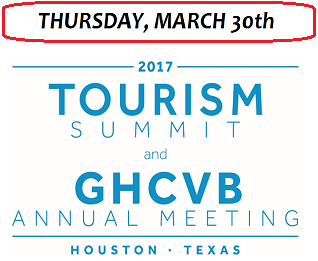The 3rd Annual Houston Tourism Summit bringing together the city's hospitality and travel community