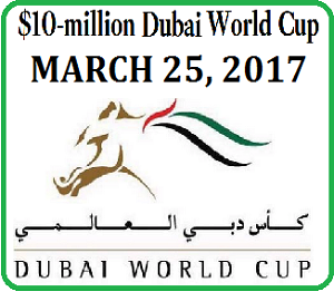 March 25th At Meydan Racecourse - World's Richest Race Day | The Dubai World Cup Carnival | Dubai Racing Club