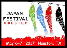 cartoonityvuehouston says enjoy the Houston Japan Fest