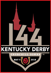 144th Run for the Roses - Kentucky Derby on May 5th
